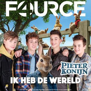 Fource – Ik heb de Wereld (Pieter Konijn)