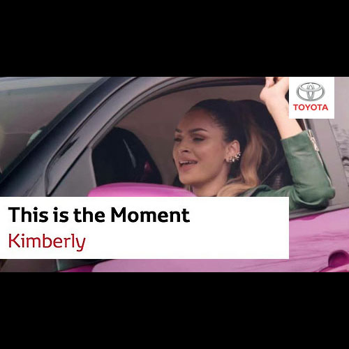 TOYOTA Commercial – 'This is the Moment'