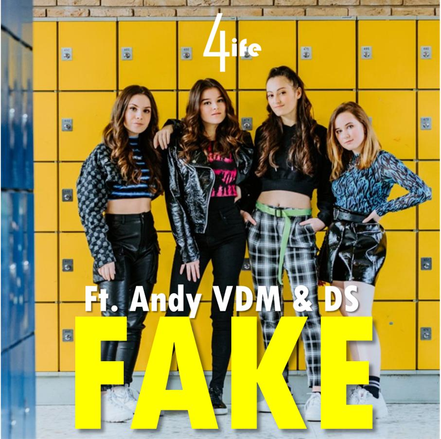 4LIFE Ft. Andy VDM & DS – FAKE