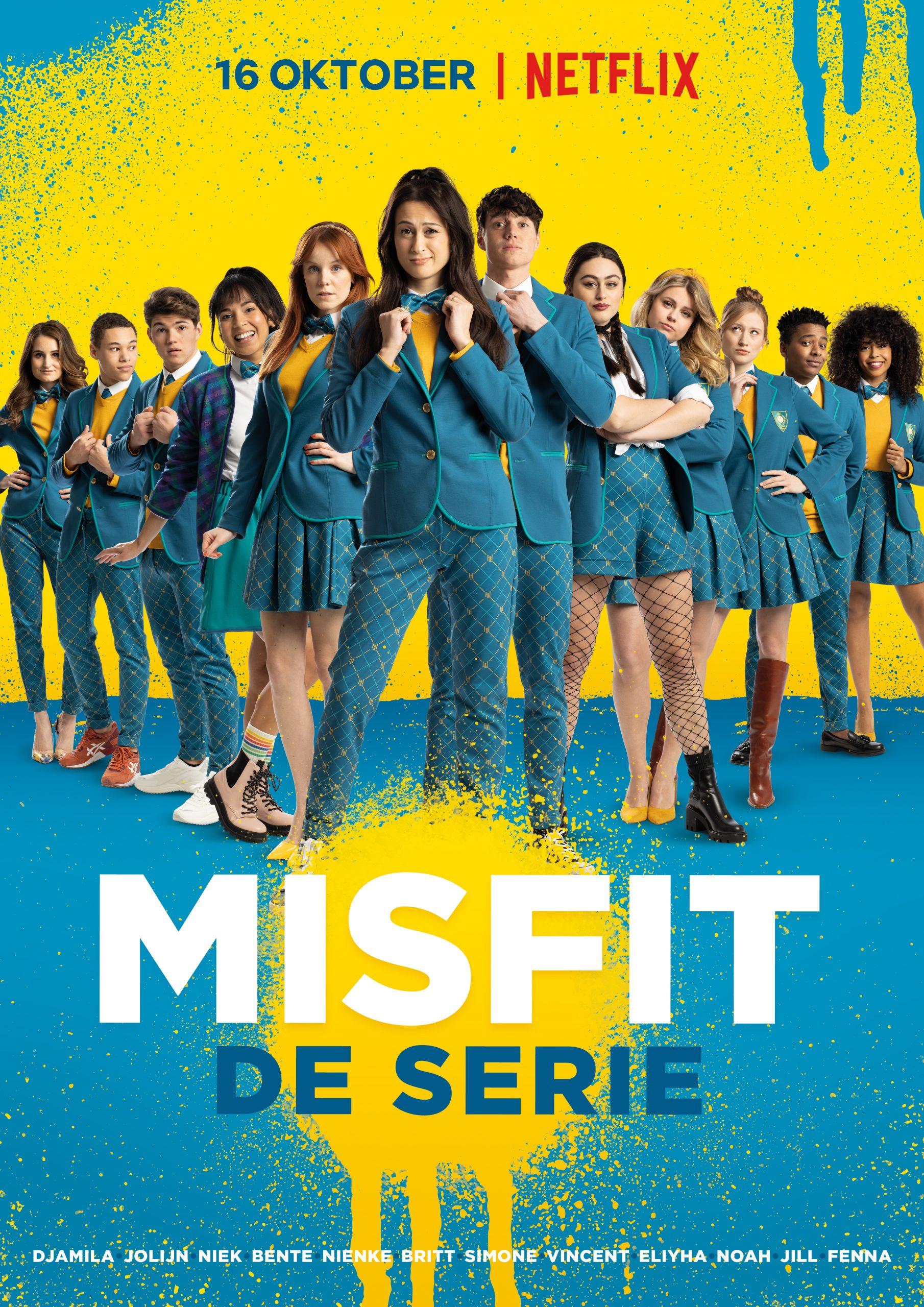 Misfit De Serie (Netflix Original Worldwide) – All Songs